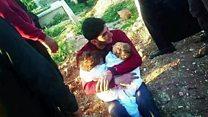 'Perdi mulher, meus bebês gêmeos e 19 parentes': o drama de sobrevivente de 'ataque químico' na Síria