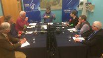 Aberdeenshire local election hustings debate