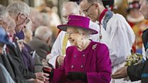 Queen set for Maundy Thursday service