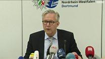 ألمانيا تحقق فى صلة إسلاميين بالهجوم على حافلة بروسيا دورتموند