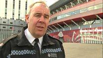 Welsh force 'very aware' of German blast