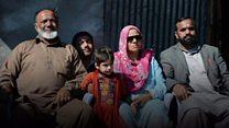 کشمیر: 26 سال کے بعد خاندان سے ملاقات