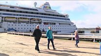 Cruise ship season begins in Invergordon