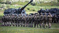 ما معنى عبارة Military Deployment؟