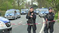 هجوم بروسيا دورتموند: احتجاز مشتبه به إسلامي وتفتيش شقة آخر