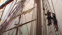 What's it like to sail a Tall Ship?