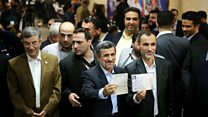 """سیم آخر احمدی نژاد؛ آیا """"بگم بگم""""های تازه در راه است؟"""
