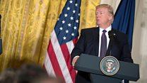 特朗普:叙利亚决议中国弃权了不起