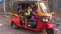 نساء التوك توك: ظاهرة فريدة في مومباي