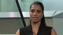 Lilly Singh on global domination