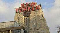 The New York hotel with a hidden VIP exit