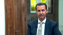 Assad: 'We have never used chemical weapons'