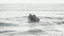 ပင်လယ်ဓားပြတွေရဲ့ အမာခံမြို့