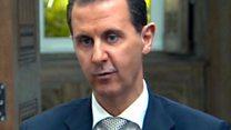 सीरिया : राष्ट्रपति असद का इंटरव्यु