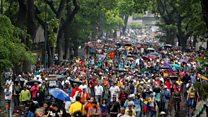 Biểu tình ở Venezuela
