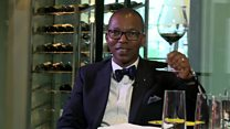 'A good sommelier is a good storyteller'