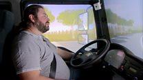 4 تك: أول شاحنة محاكاة لتدريب السائقين