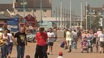 Mayor hits back: Skegness is 'indomitable'