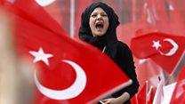तुर्की में जनमत संग्रह