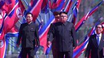 မြောက်ကိုရီးယားက ဆဋ္ဌမအကြိမ် နျူစမ်းသပ်ဖို့ ပြင်