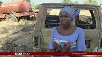 Hira da wata 'yar makarantar Chibok