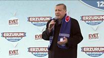 إردوغان: قد نضطر لتمديد العمل بقانون الطوارئ بعد الاستفتاء