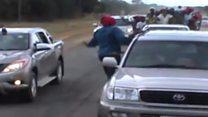 Замбія: суперечка на дорозі та звинувачення у держзраді  new