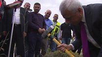 محاولة فلسطينية لحماية أراضي الضفة من المصادرة