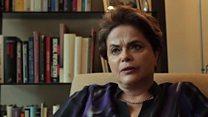 Acusações de Marcelo Odebrecht são 'virtuais', diz Dilma Rousseff