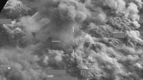 RAF strike against 'IS base' in Syria