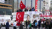 آخرین روز تبلیغات همه پرسی قانون اساسی ترکیه