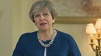 Shared values unite UK people, says PM