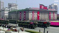 """كوريا الشمالية مستعدة """"للرد بهجمات نووية"""""""