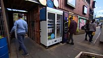 Community fridge aims to cut food waste