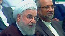 حسن روحانی: ایران در بهره برداری از میدان گازی از قطر سبقت میگیرد