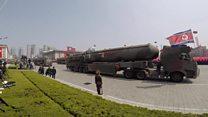 واشنگتن و سئول :آزمایش موشکی دیروز کره شمالی ناموفق بوده