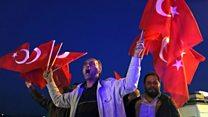 نتایج رفراندوم ترکیه