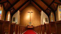 Jumlah pengunjung gereja di Skotlandia berkurang drastis