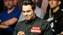 O'Sullivan: 'I'm not being intimidated anymore'