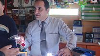 Man shares Gaza power cut lifehacks