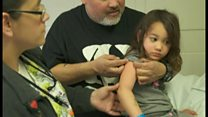 US anti-vaccine movement grows more daring