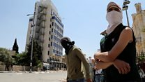 West Bank clashes over prisoners