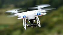Prison drones: 'No evidence of a real problem'