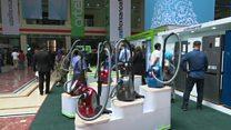 افتتاح بی سابقه نمایشگاه بزرگ تولیدات صنعتی ازبکستان در دوشنبه
