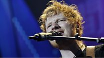 Ed Sheeran nyanyikan lagu untuk penggemar yang sekarat