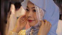 ٓٓ'میں ایک چینی حجابی ہوں'