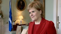 Sturgeon: 'PM wants to crush opposition'