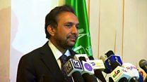 احمد ضیا مسعود: اشرف غنی کشور را به سمت بی ثباتی و جنگ داخلی می برد