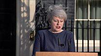 رئيسة وزراء بريطانيا تدعو لانتخابات عامة مبكرة