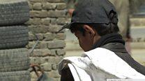 افغانستان کې يتيم ماشومان